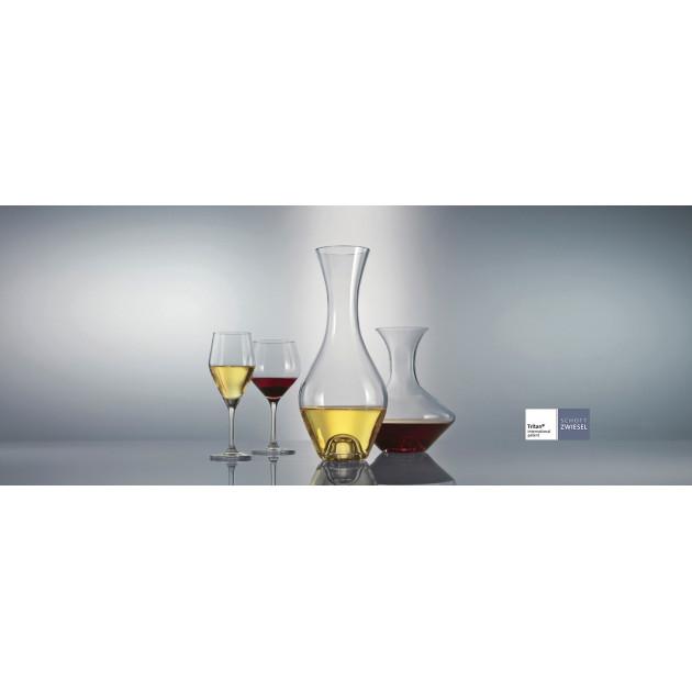 FIN DE SERIE Verres a Vins et Carafes collection AUDIENCE de Schott Zwiesel