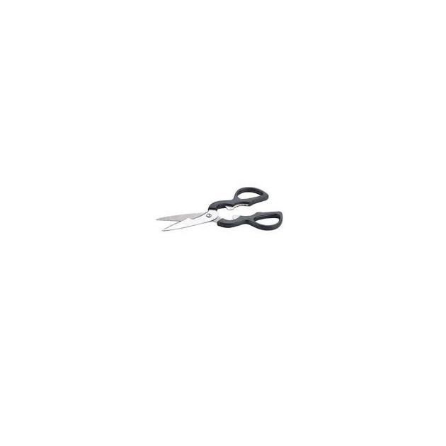 Ciseaux de Cuisine Noir 21cm Mallard