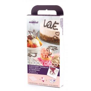Kit Pâtisserie Choco'Déco Mastrad