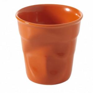 Gobelet Froissé Orange 18cl Revol