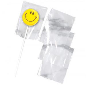 Sachets à Sucettes transparents x50 Wilton