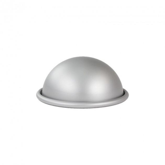 Moule Demi-Sphere Ø 10 cm Aluminium PME