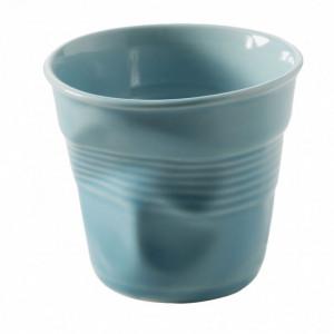 Gobelet Froissé Bleu Caraïbes 18cl Revol