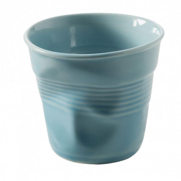 Gobelet Froisse Bleu Caraibes 18cl Revol