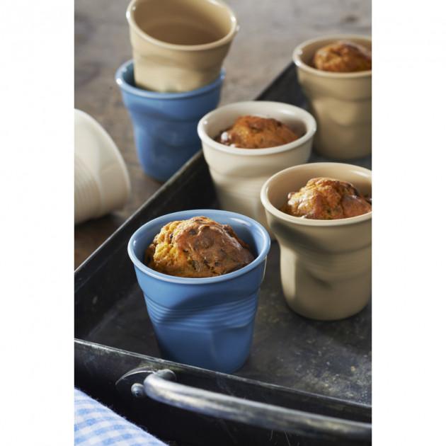 Muffins dans les Gobelets Froisses Revol