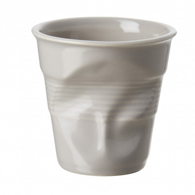 Gobelet Froisse Taupe 18cl Revol