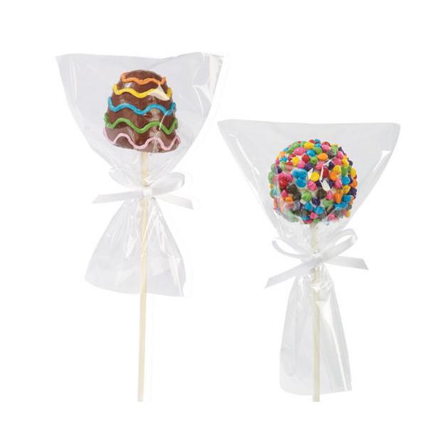 Sachet a Cake Pops individuels x12 Wilton