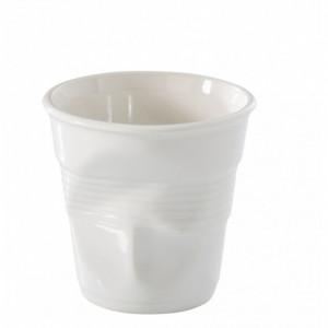 Gobelet Froissé Blanc 12cl Revol