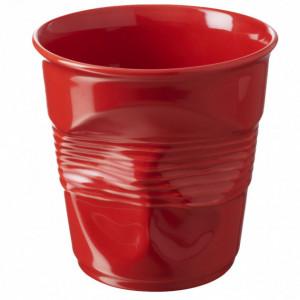 Gobelet Froissé Rouge Piment 1 Litre Revol
