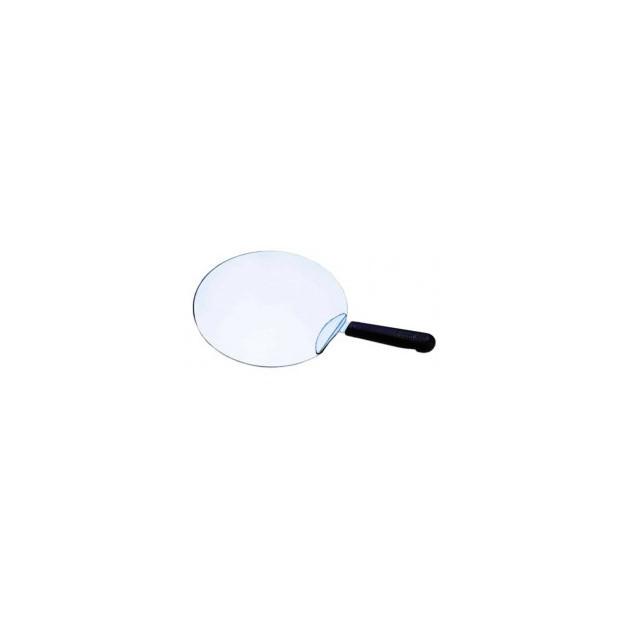 Pelle Ronde Inox Stop-Glisse 25 cm Deglon