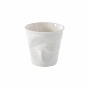 Gobelet Froissé Blanc 5cl Revol