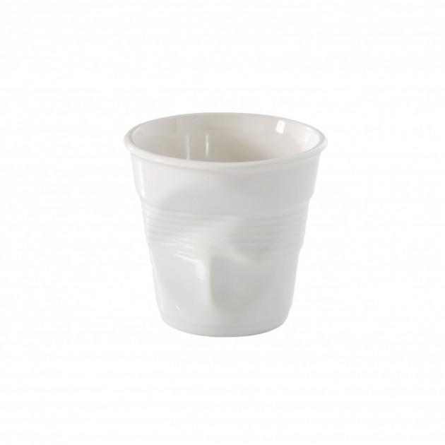 Gobelet Froisse Blanc 5cl Revol