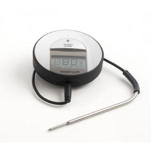 Thermomètre Digital Connecté -40°C +250°C Noir Mastrad