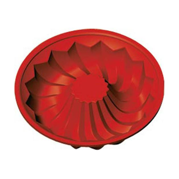 Moule Savarin en silicone Bake Flex 24 cm guery
