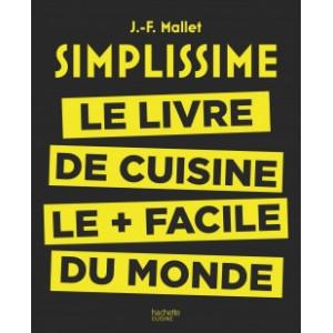 Livre de Cuisine le + facile du Monde, chez Hachette