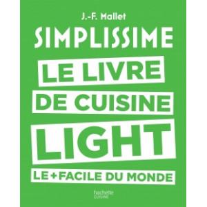 Livre de Cuisine Light le + facile du Monde, chez Hachette