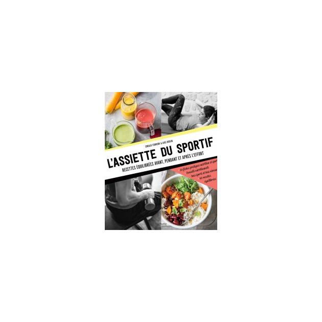 Livre de Recettes L'assiette du Sportif. chez Hachette