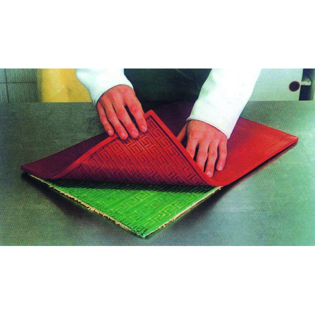 Tapis relief silicone - demouler a chaud ou a froide - Demouler