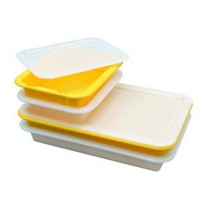 Couvercle Bac alimentaire 5L Blanc Mallard Ferrière
