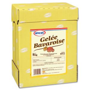 Gelée bavaroise Ancel 5 kg