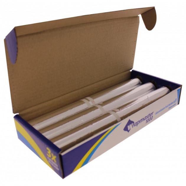 Recharge Film aluminium x3 Devidoir Wrapmaster 1000