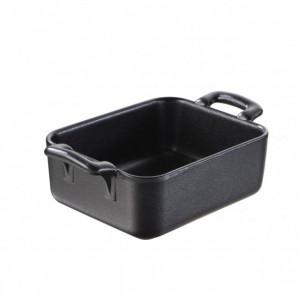 Ramequin Rectangulaire Noir 12x10 cm Belle Cuisine Revol