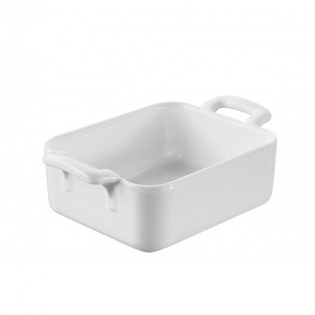 Ramequin Rectangulaire Blanc 16x11 cm Belle Cuisine Revol