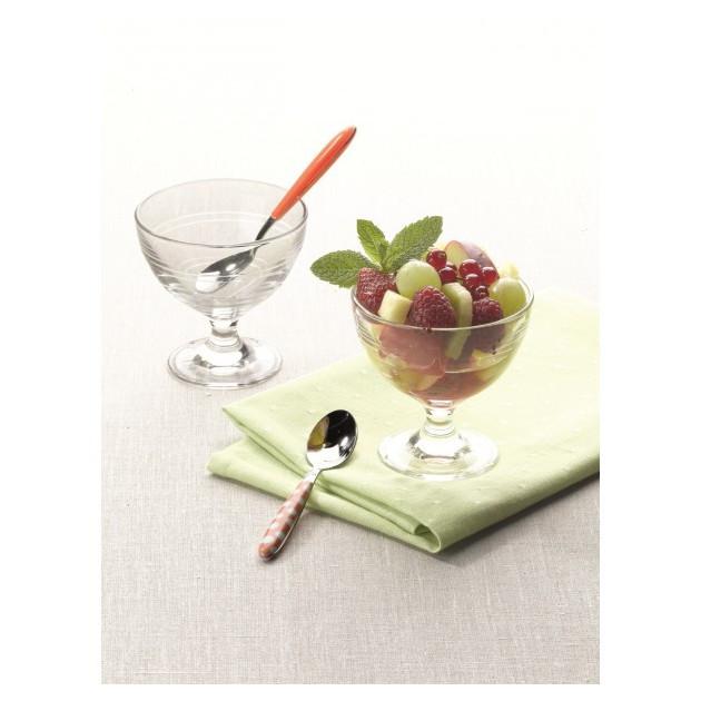 Suggestion de presentation avec une coupe a glace Gigogne