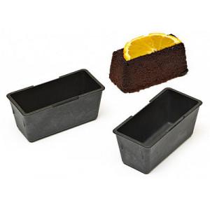 Cake Exoglass® - Moule anti-adhésif x 6