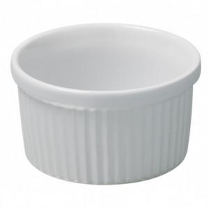 Moule à Soufflé Blanc Ø 8cm French Classique Revol