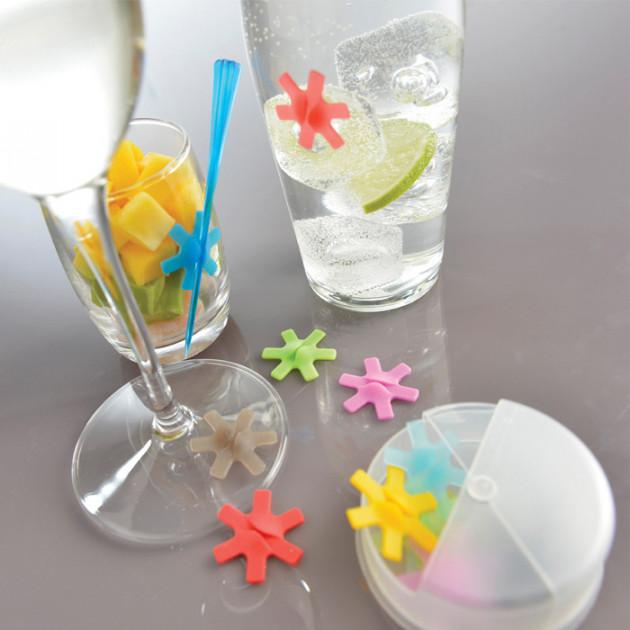 Marque-verre (x12) Mastrad