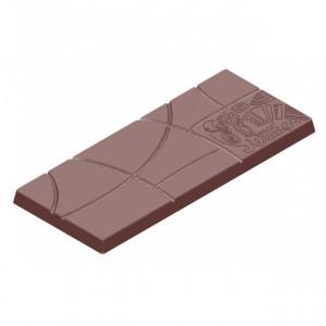 Moule Chocolat Tablette Maya (x4) Chocolate World