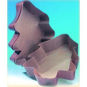 Moules forme Sapin en Papier x100