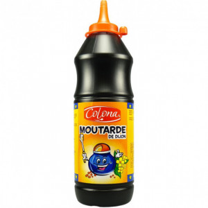 Sauce Moutarde de Dijon 850 ml Colona