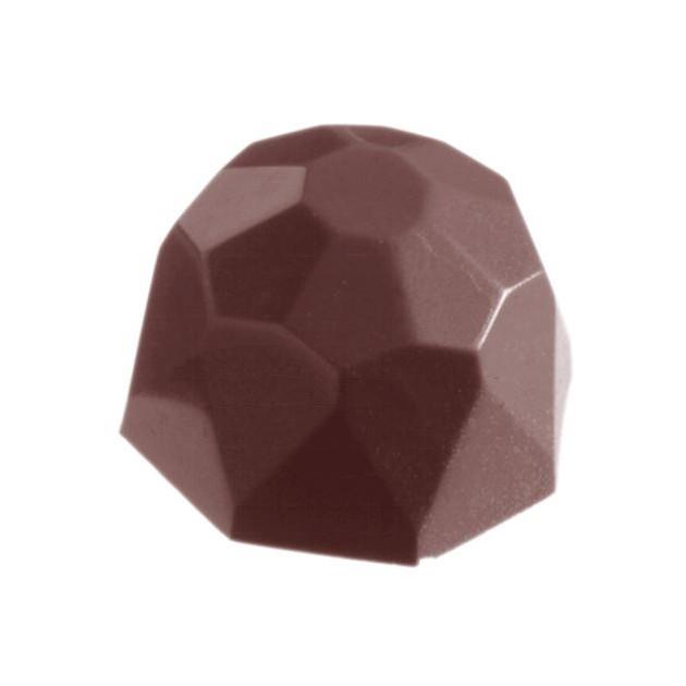 Moule Chocolat Diamant 2.8 cm (x24) Chocolate World