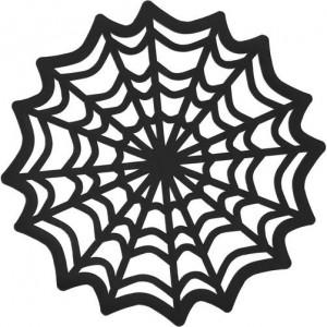 Napperon Toile d'Araignée (x10)