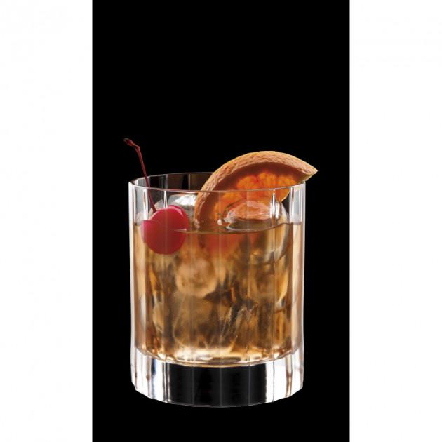 Lot de 6 verres a whisky Luigi Bormioli BACH