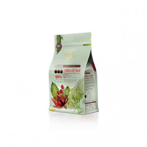 Chocolat Bio Noir Alto El Sol 65% 1 kg