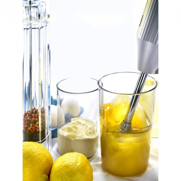 Preparation d'une mayonnaise a l'aide du Mixeur Plongeant Bamix