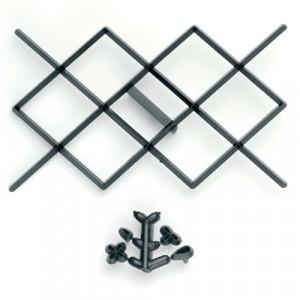 Kit Emporte Pièce Diamant 10.5x7 cm Wilton
