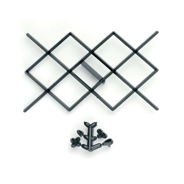 Kit Emporte Piece Diamant 10.5x7 cm