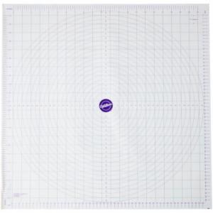 Tapis en Silicone avec marquages 59x60 cm Wilton