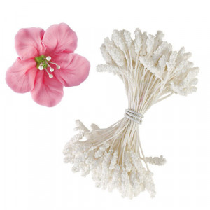 Assortiment Etamines Fleurs (x180) Wilton