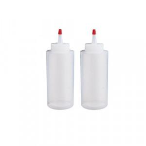 Flacon Plastique pour décorations x2 Wilton