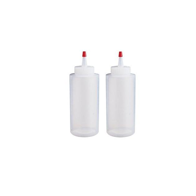 Flacon Plastique pour decorations x2 Wilton