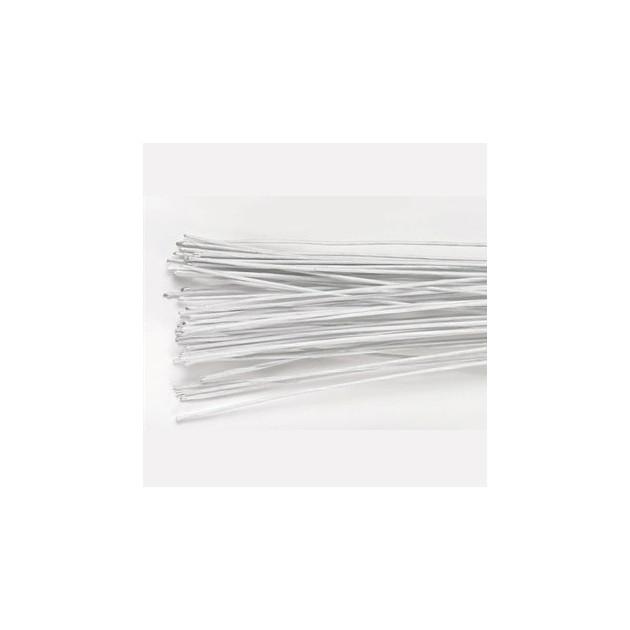 Fil Floral Blanc 20 gauges (x20) Culpitt