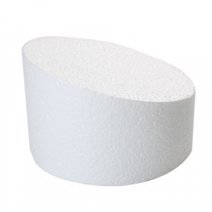 Support polystyrène Topsy Turvy Ø 15 cm