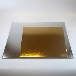 Support Gâteau Carré 30 cm (x3)