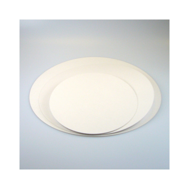 Support Gâteau Fin Ø16 cm (x5) Funcakes