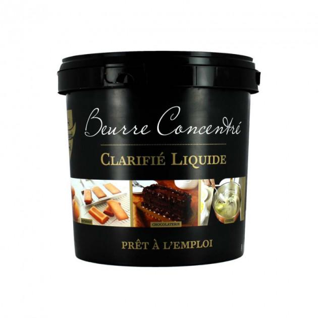Beurre clarifie concentre liquide 2 kg Flechard